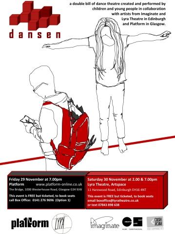 dansen poster