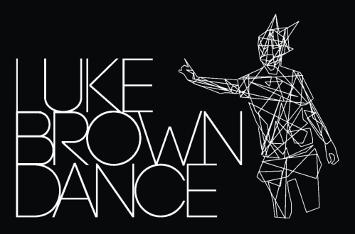 luke brown dance whtblk