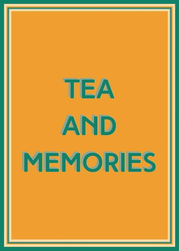 28 - tea and memories 50x70
