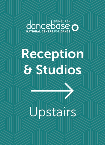 dance base entrance display board