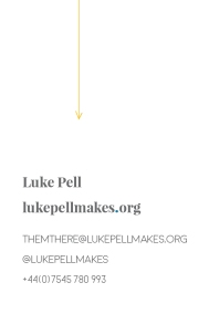 luke pell card front