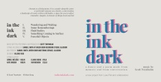 ink dark cd sleeve cover